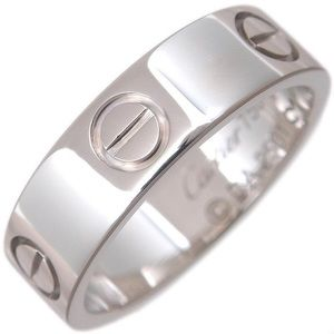 Sold_ Cartier Love Ring #54 / US 6.75